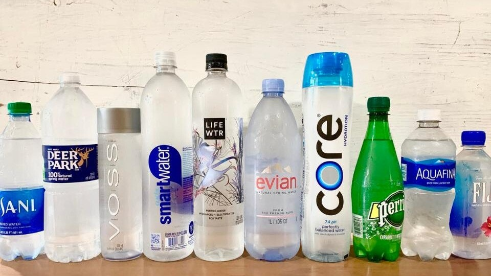 Why Are We Obsessed with Fancy Water Brands?